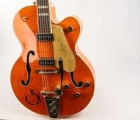 Gretsch G6120T-55 Vintage Select '55 Chet Atkins Vintage Orange